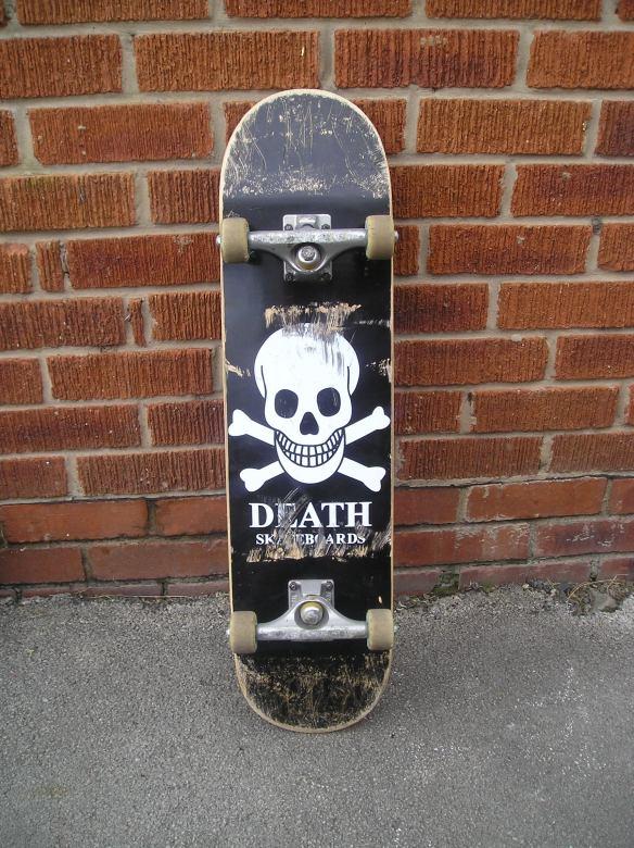 Current set up: Death