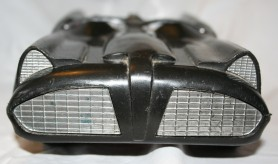 Front view of Bat Mobile