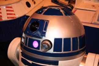 R2 close up.