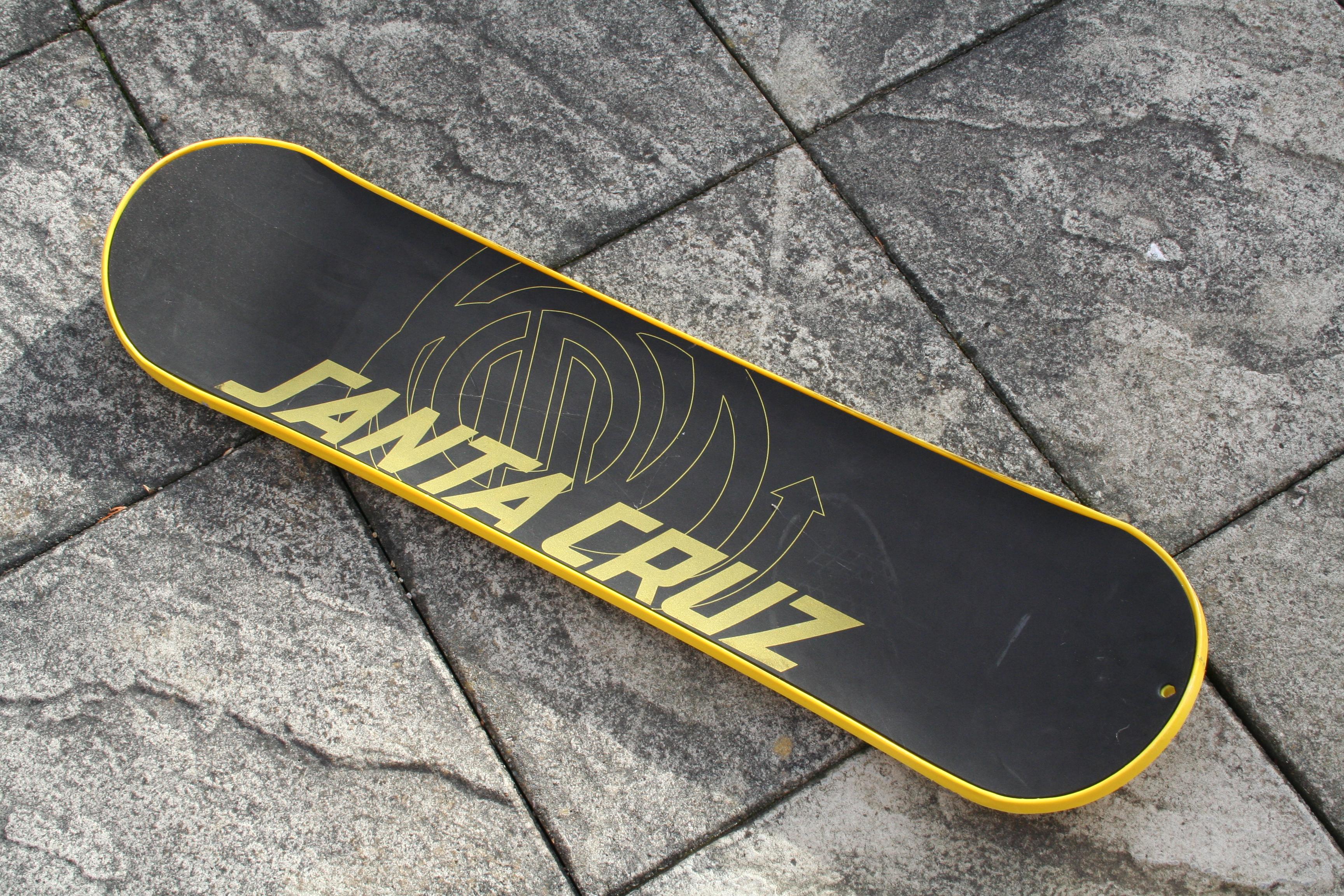 Santa Cruz Snowskate Platinum Al S Virtual Hot Tub