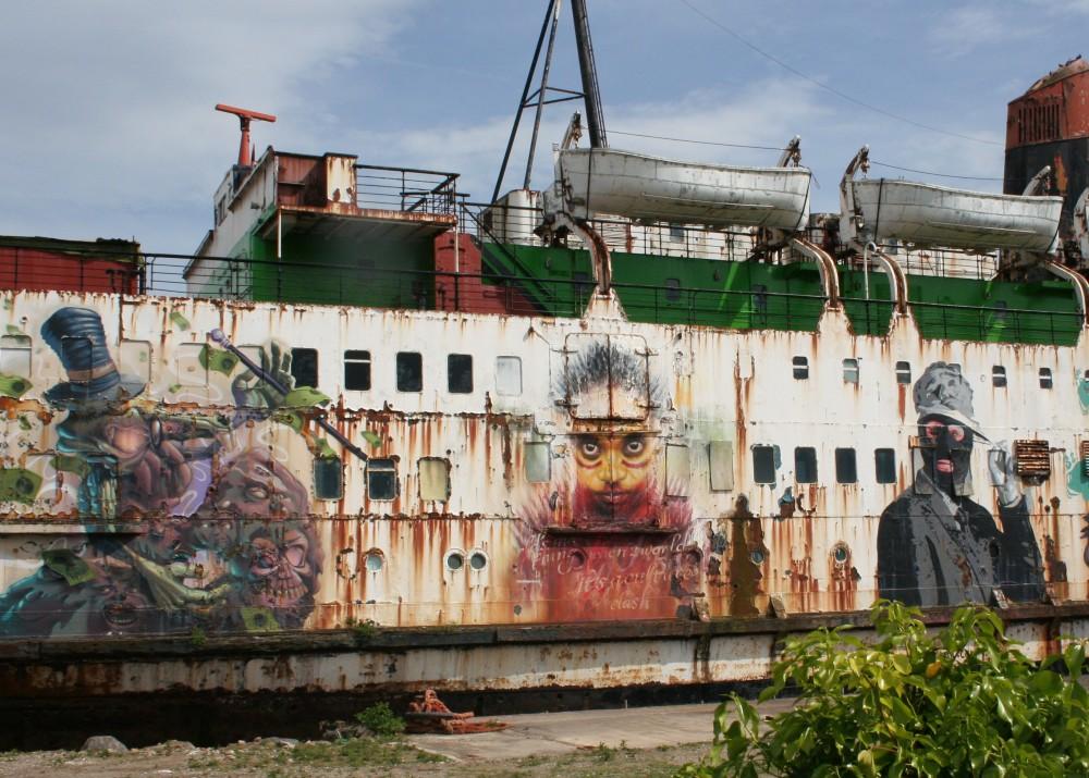 Photo Mission: The Fun Ship (5/6)