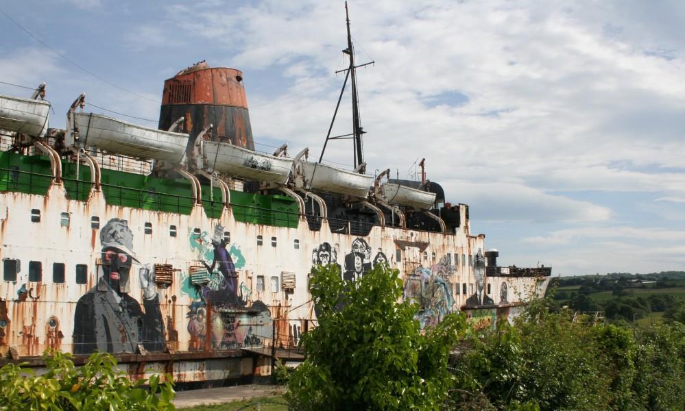 Photo Mission: The Fun Ship (6/6)