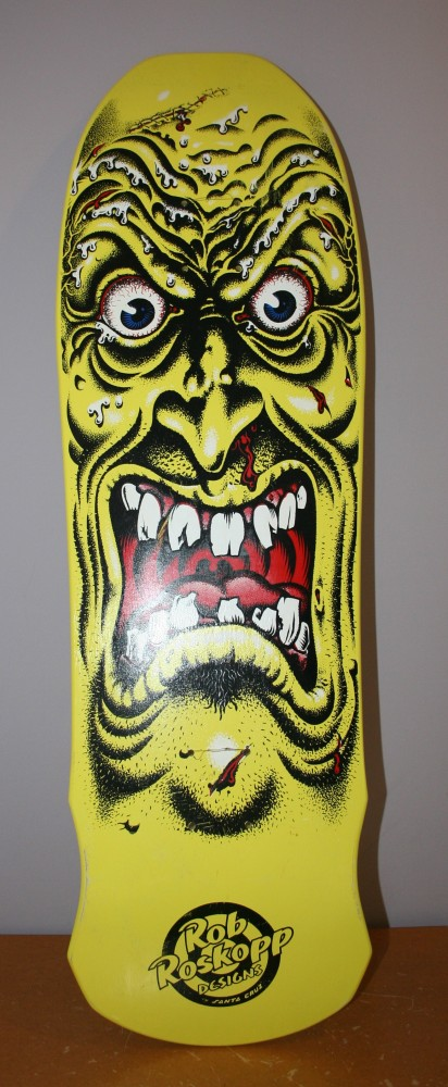 The Greatest Skateboard Graphic Ever (1/4)