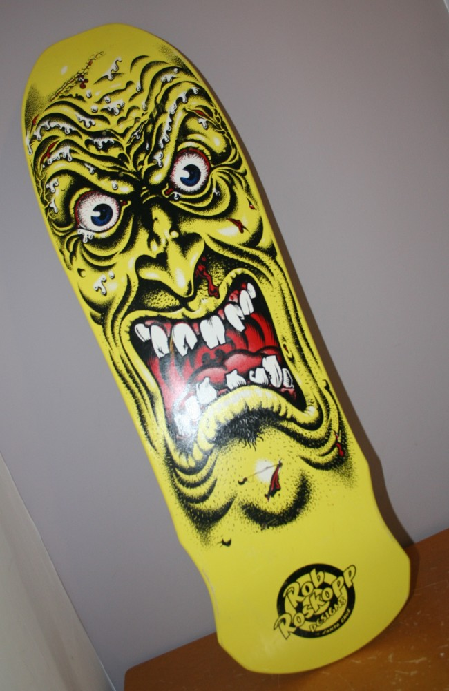 The Greatest Skateboard Graphic Ever (4/4)