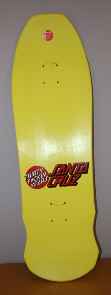 The Greatest Skateboard Graphic Ever (2/4)