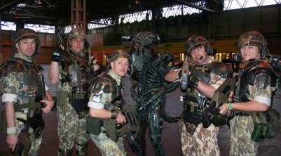 Alien Marines