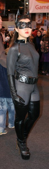I do love a Catwoman pic