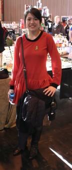 Trekkie Girl