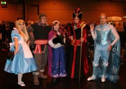 Disney gang