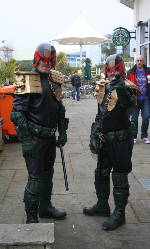 Sci-Fi Weekender 2015 - part 1 (2/6)