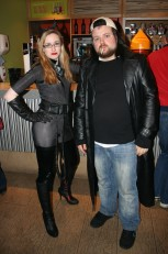 Catwoman and Silent Bob