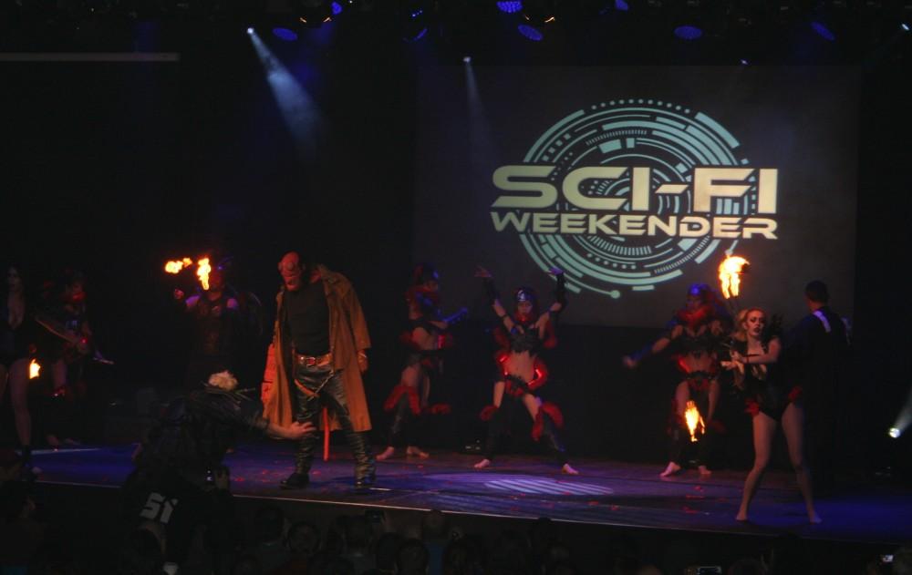 Sci-Fi Weekender 2015 - part 1 (1/6)