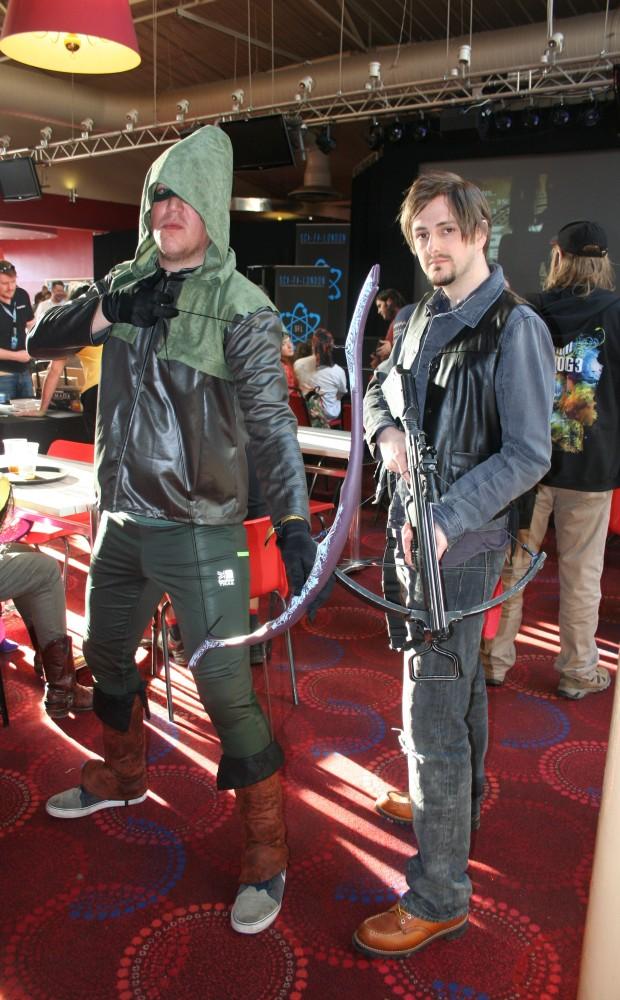 Sci-Fi Weekender 2015 - part 2 (3/6)