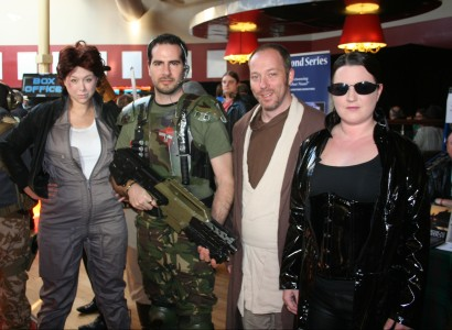 Ripley and pals