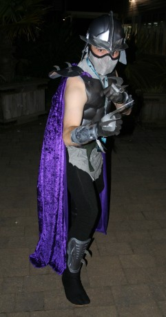 Shredder!!!