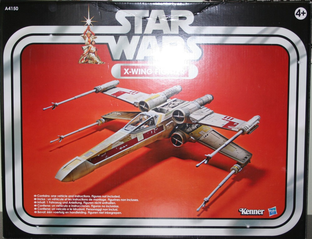 Star Wars Day - X-Wing Fighter Photos (1/6)