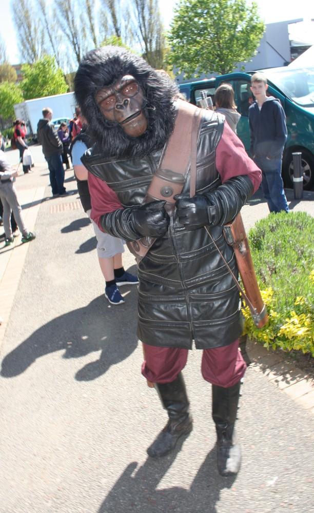Wales Comic Con 2015 (1/6)