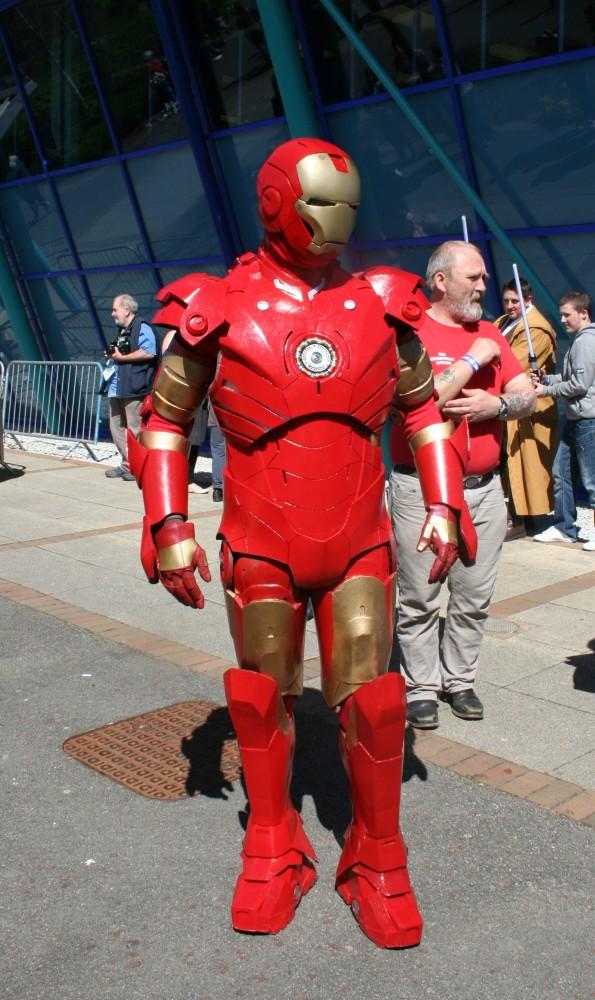 Wales Comic Con 2015 (2/6)