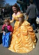 Eloise meets Belle