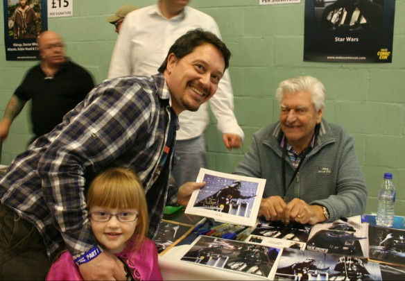 Meeting Dave Prowse