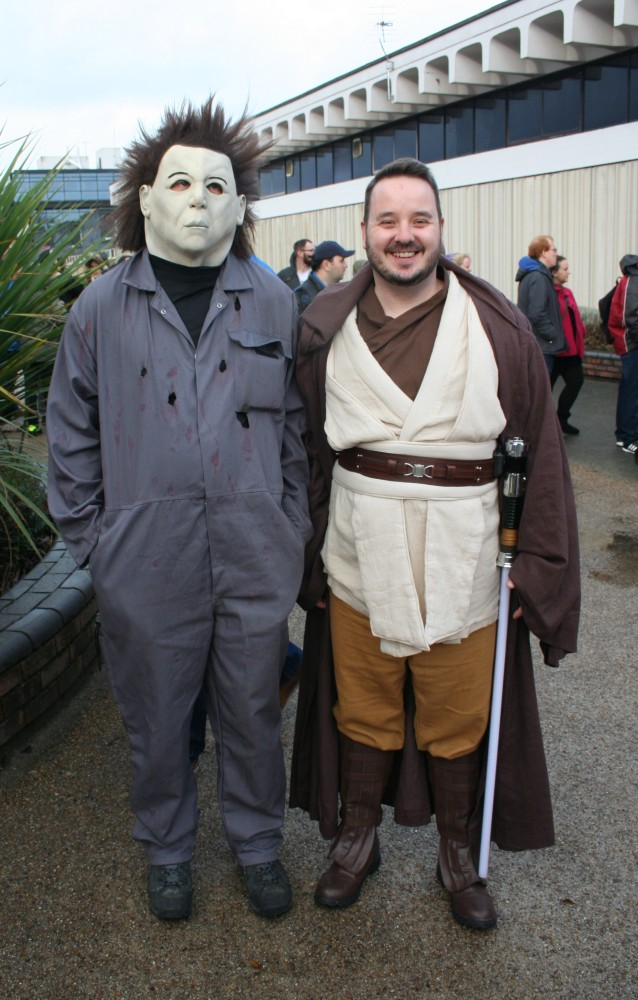 The Return of Wales Comic Con 2015 (6/6)