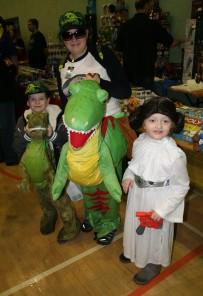 Jurassic Park patrol