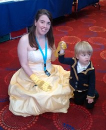 Belle and Prince