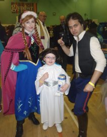 Princesses and a scoundrel