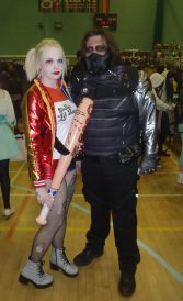 Harley and Winter Soldier