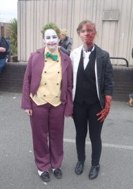 Joker and Two Face