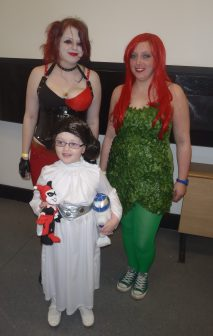 Harley and Ivy