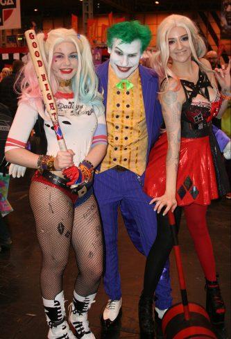 Joker and Harleys