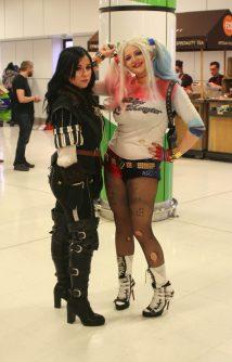 Harley and pal