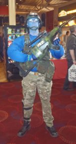 Rogue Trooper shot