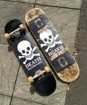 2 x Death decks