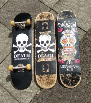 3 x Death decks