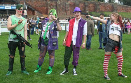 Bunch of Jokers...