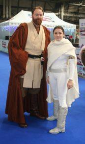 Obi-Wan and Padme