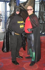 Fatman and Robin