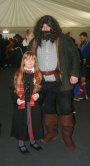 Meeting Hagrid