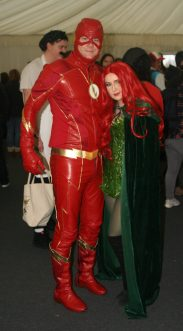 Flash and Ivy